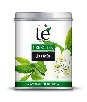 Sypaný zelený čaj s jasmínem, Cuida Té 100 g