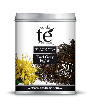Sypaný čierný čaj Earl Grey, Cuida té 100 g