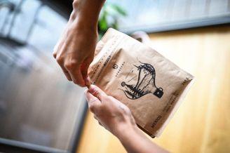BeWooden - Balení kávy a její následné uchovávání