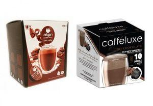 Čokoládové nápoje - balíček 26 kapslí pro Dolce Gusto
