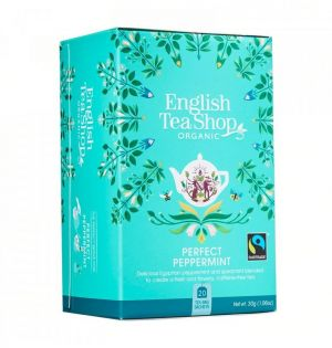 English Tea Shop BIO Mátový čaj - 20 sáčků