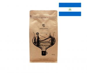 Zrnková káva - Nicaragua 100% Arabica