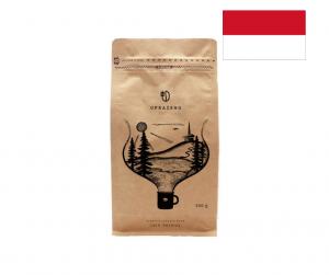 Zrnková káva - Indonesia 100% Arabica