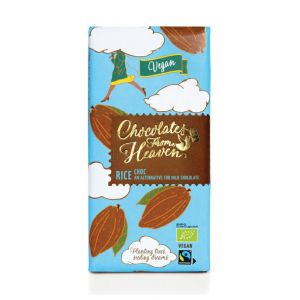 Chocolates from Heaven BIO rýžová VEGAN čokoláda 42 % - 100 g