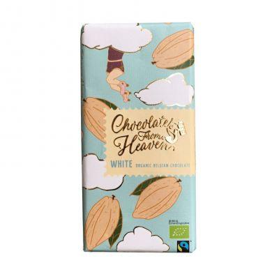 Upraženo - Chocolates-From-Heaven-BIO-bila-cokolada-32%-100g