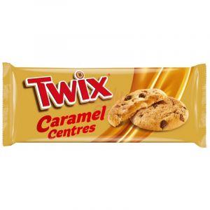 Sušenky Twix Caramel Centres 144 g