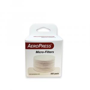 Papírové filtry pro Aeropress - 350 ks