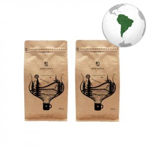 Degustační balíček jihoamerických káv
