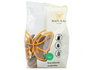 Sušenky karobové bez lepku, vajec a mléka, Natural - 150 g