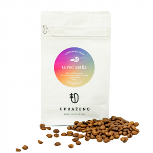 Letní směs 2021 - Zrnková káva 100% arabica 250 g