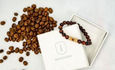 Upraženo - Náramek Coffeelover z dílny Bewooden