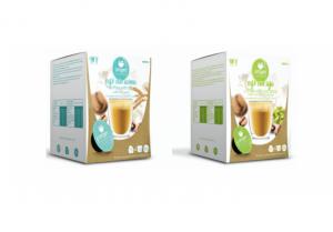 Balíček káv s rostlinným mlékem - 20 kapslí pro Dolce Gusto kávovary