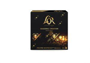 Dárkové balení L'Or SEASONAL CREATION 40 kapslí